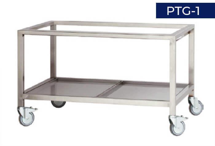 Accesorio asador para grandes piezas PTG-1