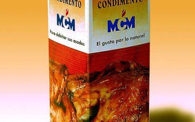 Condimento para pollo asado MCM