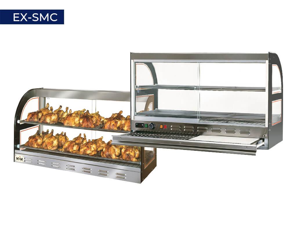 Expositor caliente EX SMC