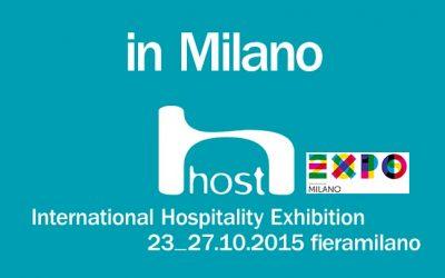 Feria Host 2015 Milan