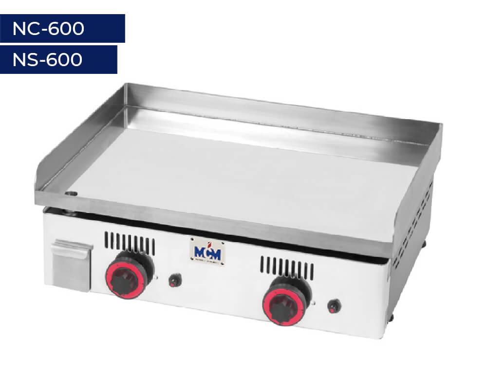 Chrome plate NC-600 NS-600