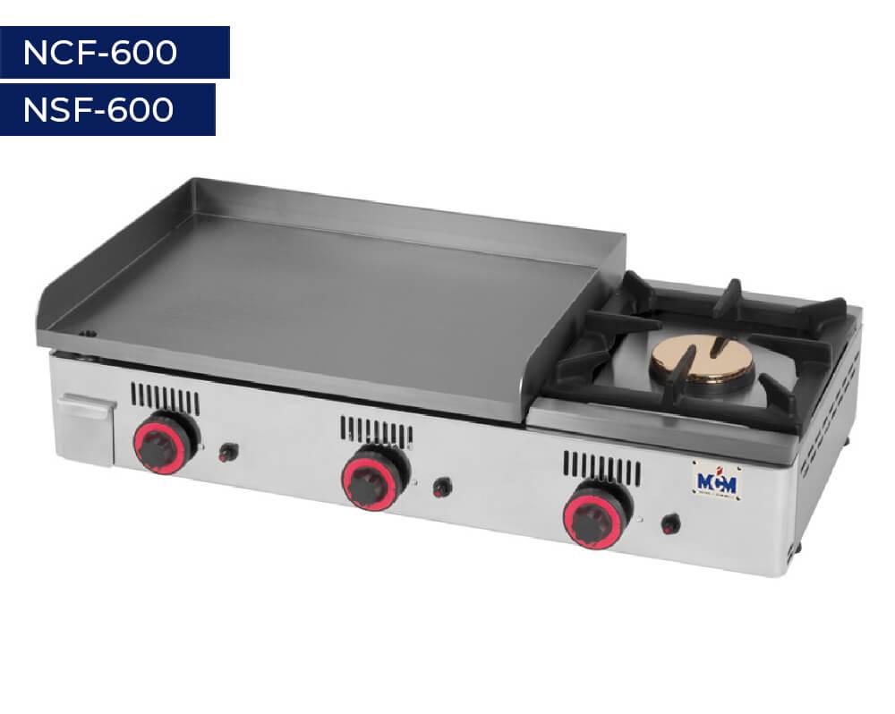 Hard chrome plate NCF-600 NSF-600