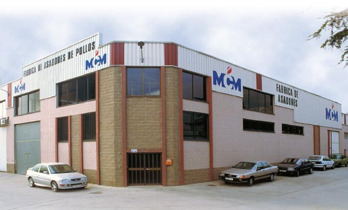 Tecno MCM (fachada)